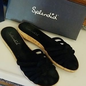 Splendid Shoes - Splendid Faith slide sandals